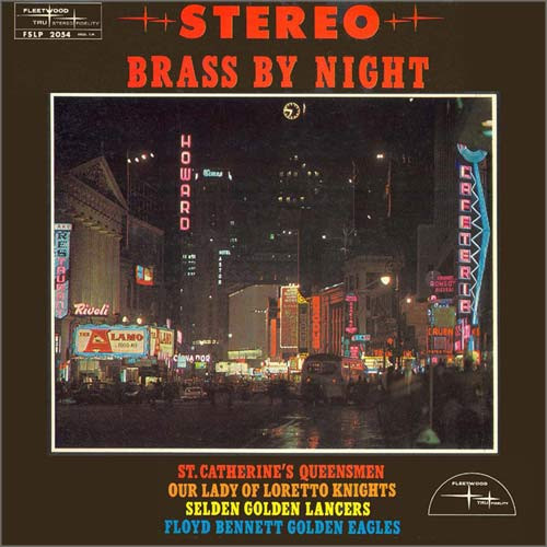 1961 - Brass By Night