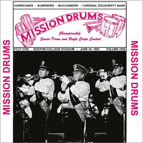1967 - Mission Drums - Vol. 1