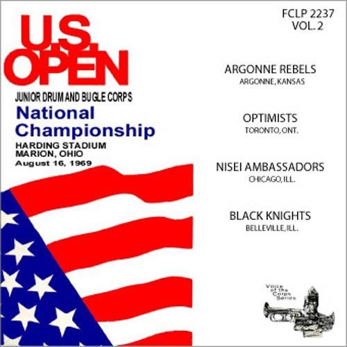 1969 U.S. Open - Vol. 2