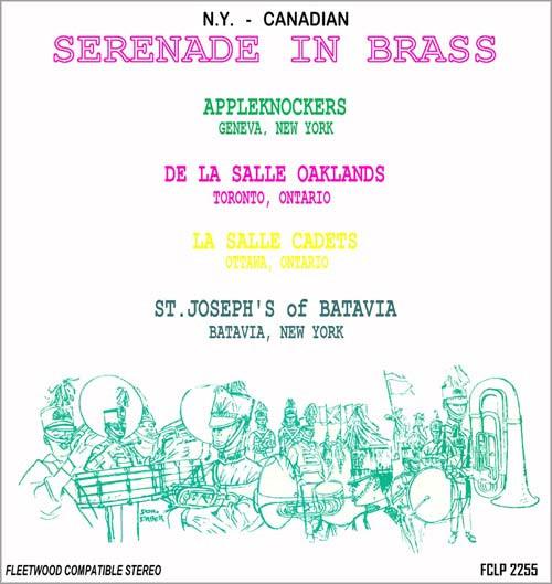 1970 Serenade In Brass