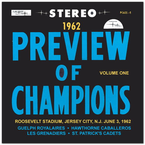 1962 Preview of Champions - Vol. 1