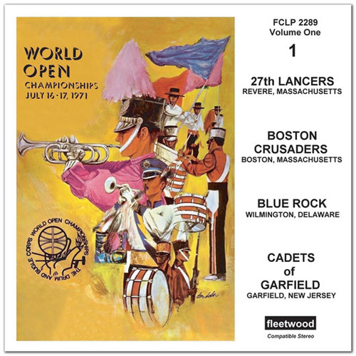 1971 World Open - Vol. 1
