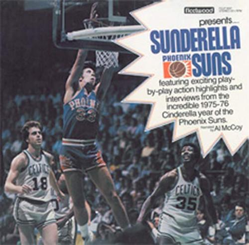 Sunderella Suns 1975-76