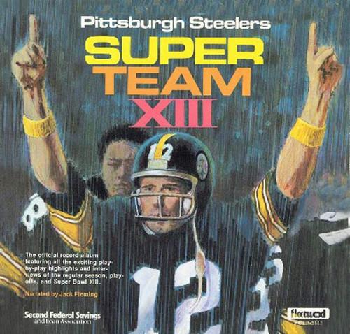 Pittsburgh Steelers: Super Team XIII
