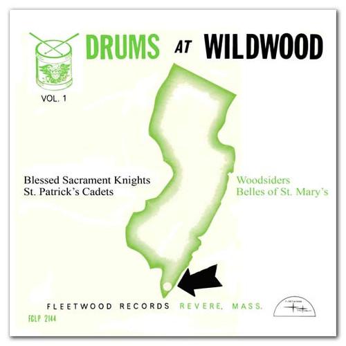 1965 - Drums at Wildwood - Vol. 1