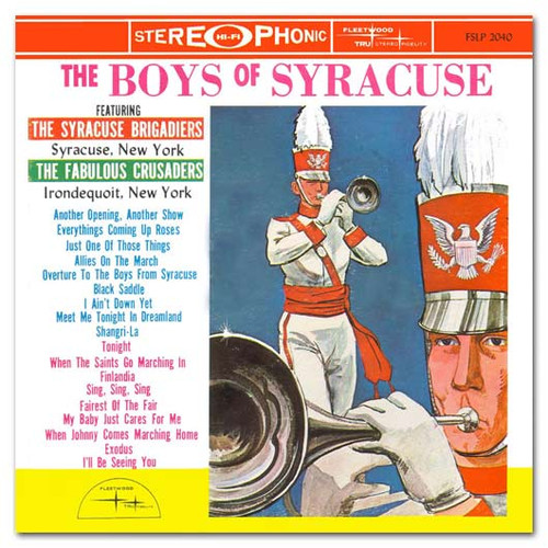 1961 - The Boys of Syracuse