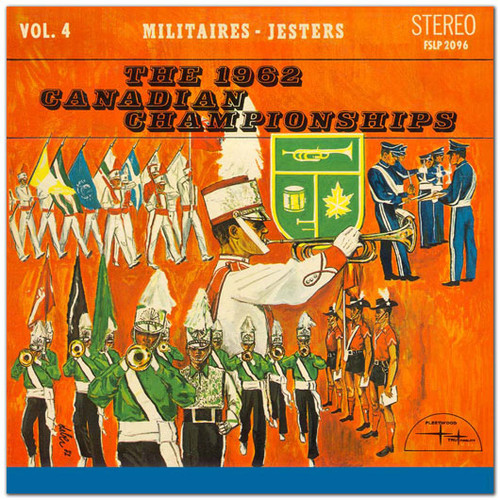 1962 - Canadian Championships - Vol. 4