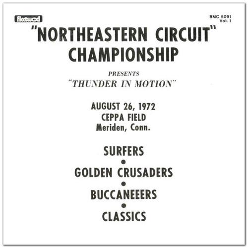 1972 - Northeastern Circuit Championship - Vol. 1