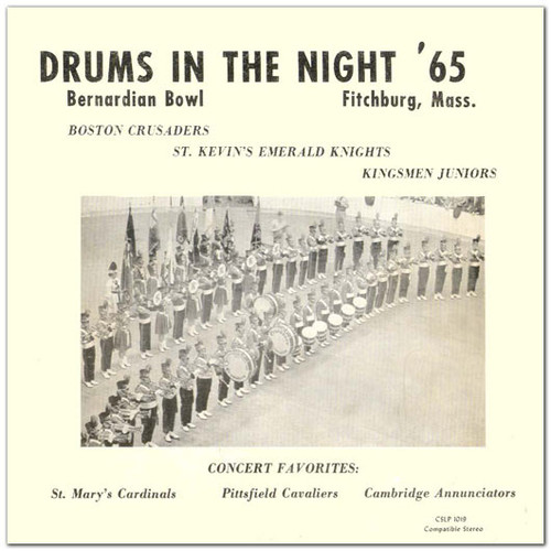 1965 - Drums In the Night '65