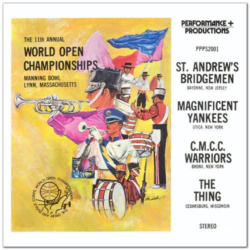 1973 - 11th Annual World Open Championships - Vol. 1