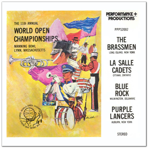 1973 - 11th Annual World Open Championships - Vol. 2
