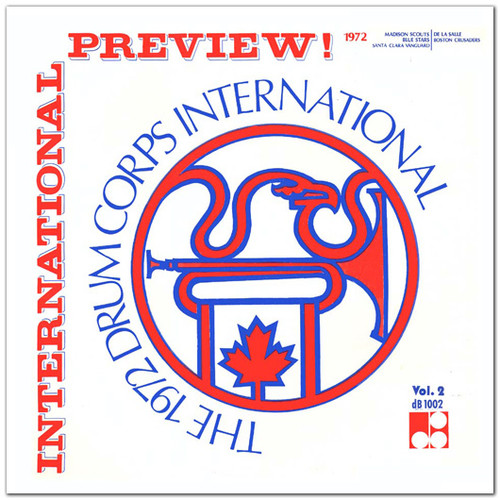 1972 - The 1972 Drum Corps International Preview - Vol. 2