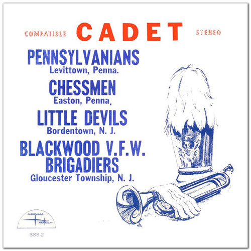 1964 - Cadet Custom Recording - CD 4