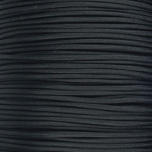 Black - 550 Paracord - 100ft