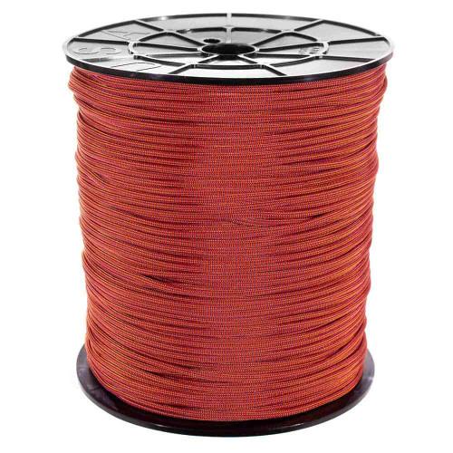 Molten Orange - 550 Color Changing Paracord - 100ft