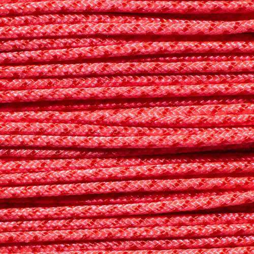 Pink & Red - Speed Laces - 100 Feet