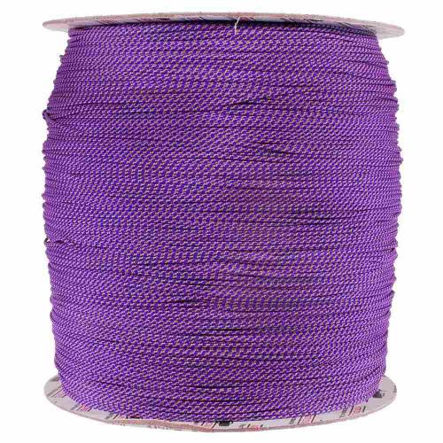 Purple & Beige - Speed Laces