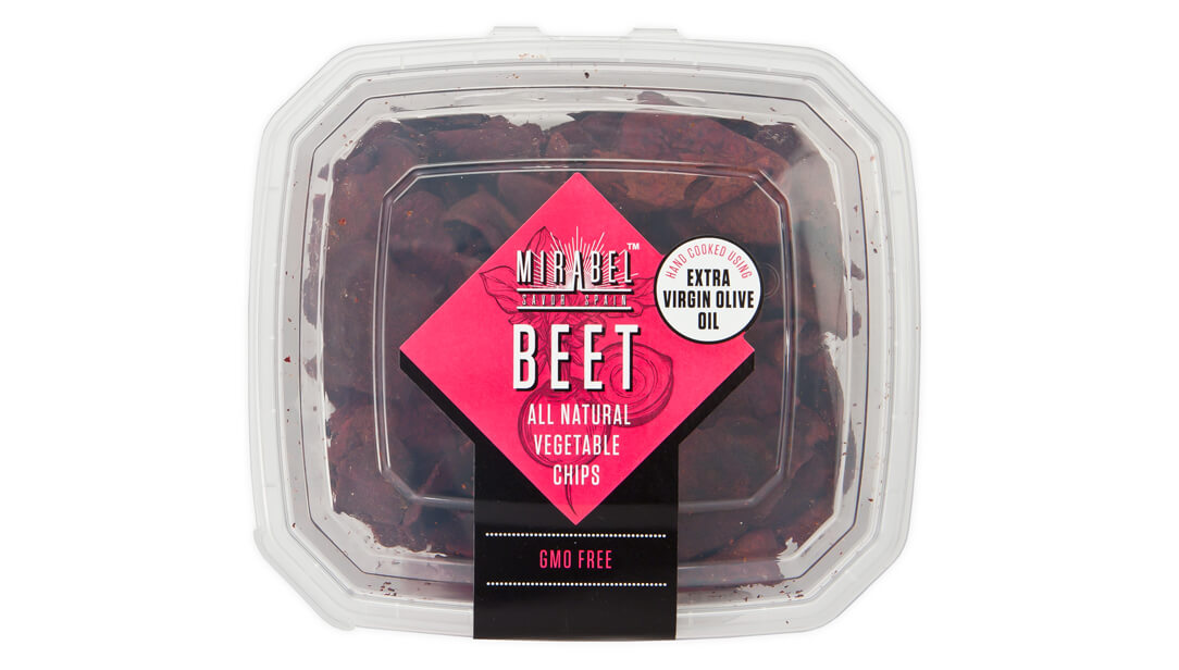 All Natural Beet Chips