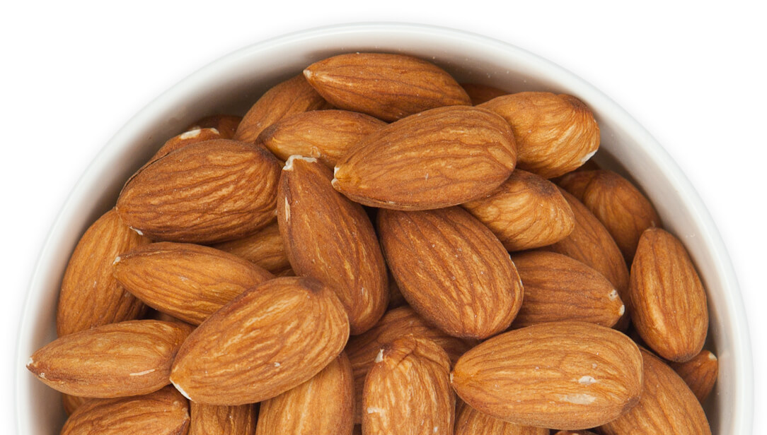 California Raw Almonds