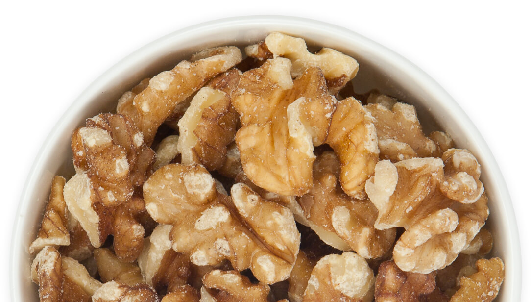 Raw Walnuts Halves & Pieces