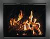 Chalet Glass Fireplace Doors