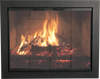 Thermorite Heritage 2 Glass Fireplace Doors
