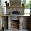Chicago Brick Oven Hybrid Pizza Oven - LP