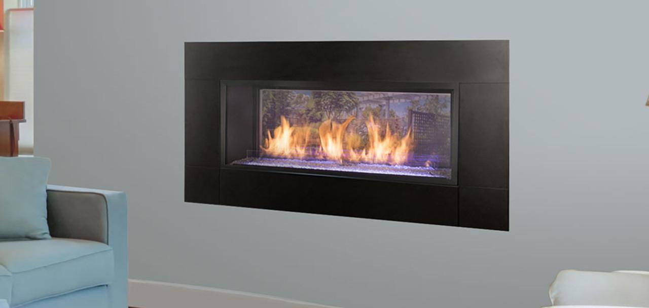 monessen artisan see thru vent free gas fireplace rh fireplacesrus net Wall Mount Ventless Fireplaces Wall Mount Ventless Fireplaces