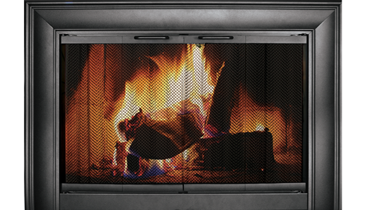 Thermo Rite Celebrity Fireplace Doors