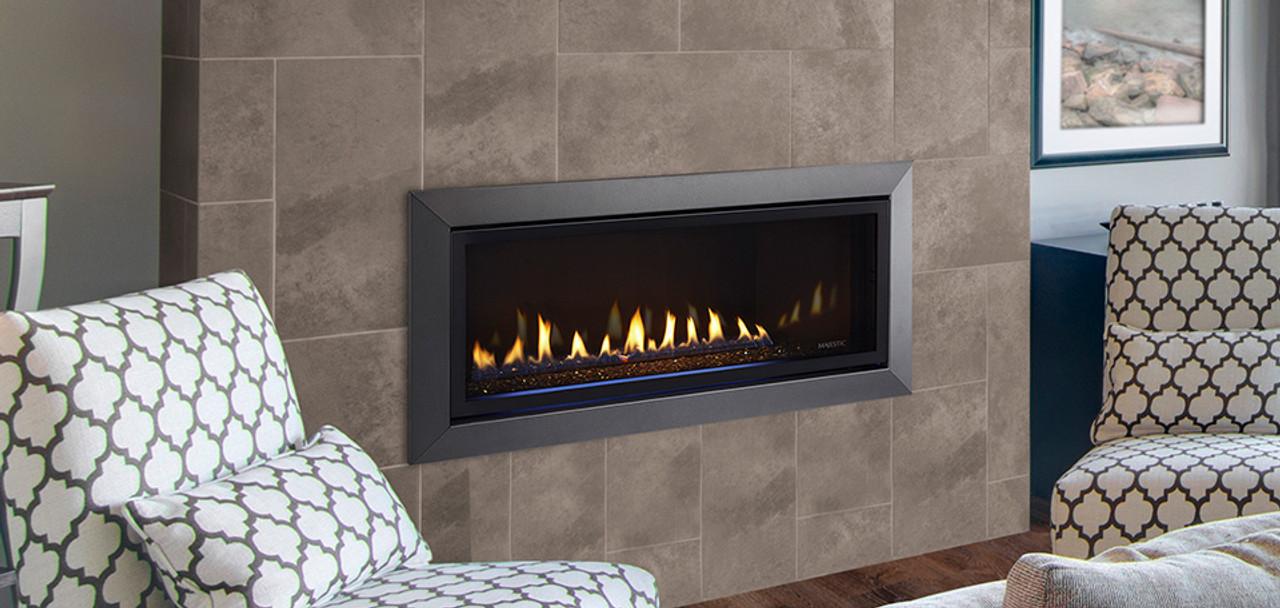 Majestic Jade 42 Gas Fireplace