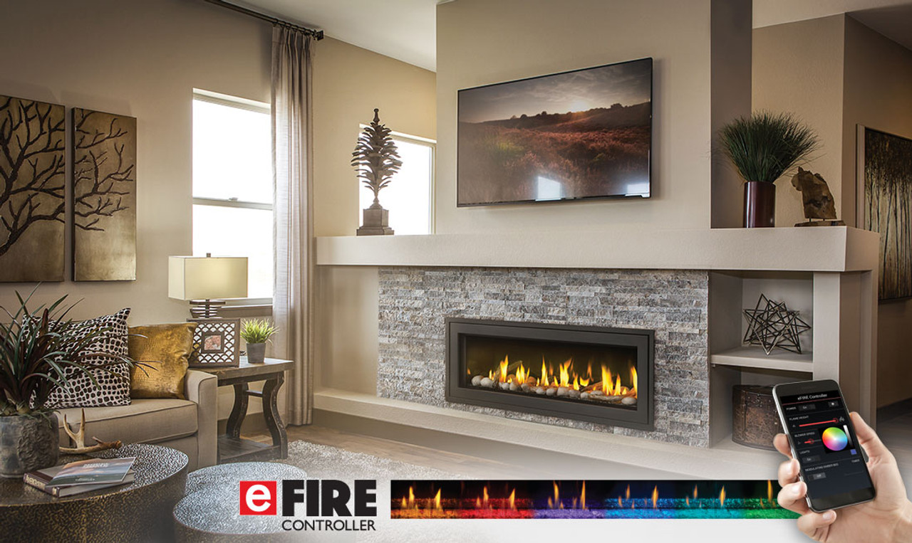 Napoleon Vector Lv 50 Linear Gas Fireplace