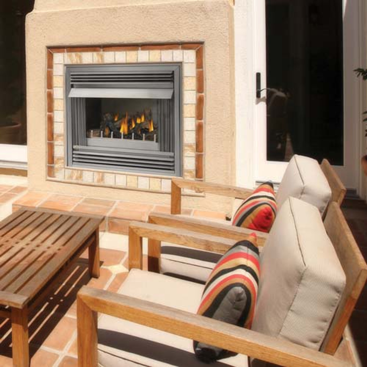 BEST PRICES ON NAPOLEON OUTDOOR FIREPLACES AT FIREPLACESRUS.NET NAPOLEON GSS36N