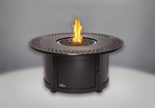 Napoleon Kensington Round Gas Firetable