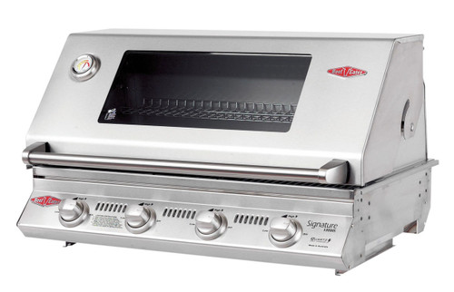 Beefeater 4 Burner Built In Grill With Window