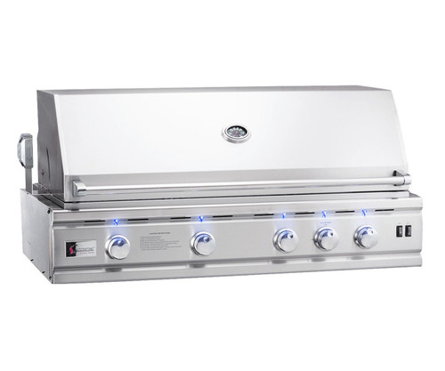 Summerset 44 Inch Trl Series Delux Built In Grill