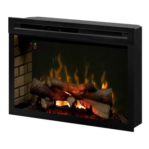 "Dimplex PF3033HL 1500 Watt (120V) 33"" Built-In Electric Heater w/Multi-Fire XD"