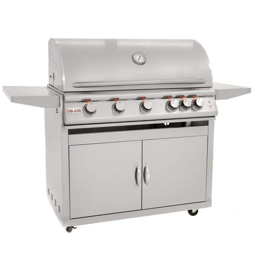 Blaze 40 Inch Cart Grill With Lights