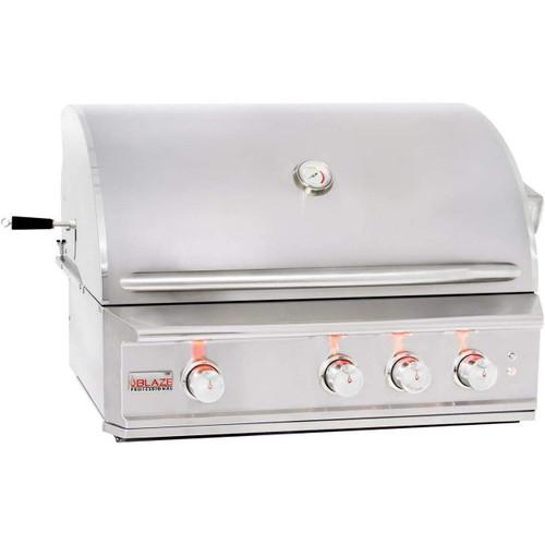 Blaze 34 Inch Pro Built In Grill