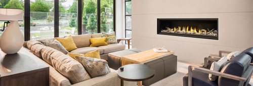Napoleon Vector 74 Linear Gas Fireplace
