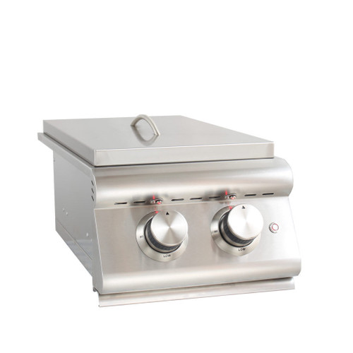 Blaze Grills Built In Double Side Burner