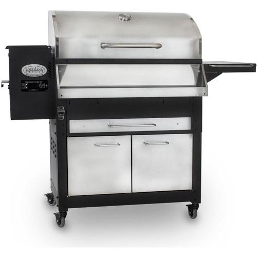 Louisiana Grills Elite LG800 Pellet Grill On Cart - 60800