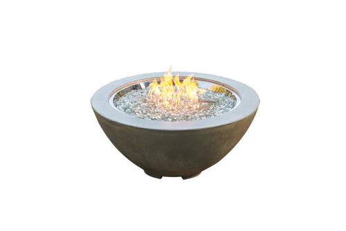 Outdoor Greatroom Cove Gas Fire Bowl