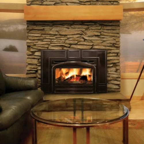 Napoleon Oakdale Epi3tn Mojica Brown Fireplace Insert