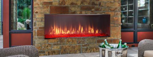 Firegear Kalea Bay Outdoor Linear Fireplaces Single