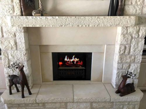 HoloFlame Electric Fireplace Insert By MagikFlame