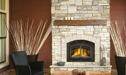 High Country™ 3000 Eco  Product Code - NZ3000H  Wood Fireplace