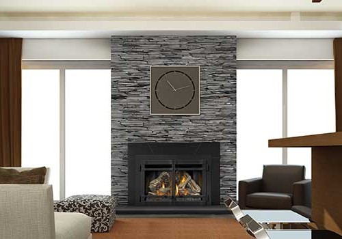 NAPOLEON XIR4 GAS FIREPLACE INSERTS AT DISCOUNT PRICES FIREPLACES R US