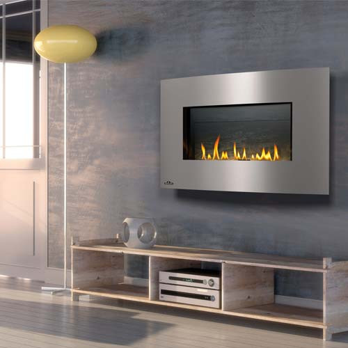 Napoleon whd31 plazmafire wall hanging gas fireplace napoleon plazmafire whd31 direct vent gas fireplace asfbconference2016 Image collections