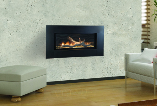 MAJESTIC APPLAUSE VENT FREE GAS FIREPLACE