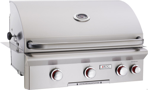 AMERICAN OUTDOOR GRILL 30NBT BUILT IN GRILL